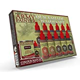 The Army Painter | Quickshade Washes Set | 11 Acryl Quickshade Farben | Für Wargames, Rollenspiel und Tabletop Miniatur Modellmalerei -