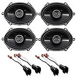 Hifonics Car Coaxial Speakers