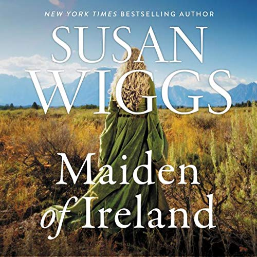 The Maiden of Ireland  By  cover art