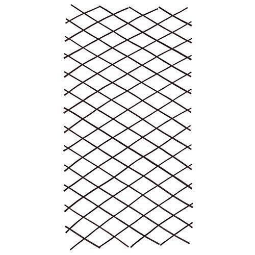Videx-Weidenrankgitter Spalier, ausziehbar (max 120 x 180cm)