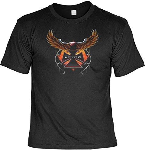 Aigle Biker T-shirt Choppers FB Noir 50 noir