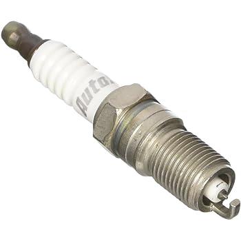 Autolite 605-4PK Copper Resistor Spark Plug Pack of 4