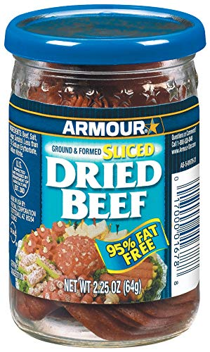 Armour Star Sliced Dried Beef, 2.25 oz