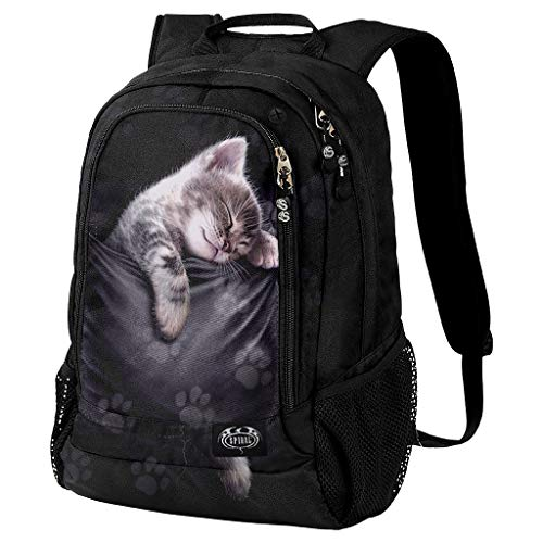 Spiral - POCKET KITTEN - Rucksack - mit Laptopfach