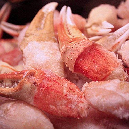 Snow Crab Claws Wild Caught Frozen At Sea 3 Lb. Bag