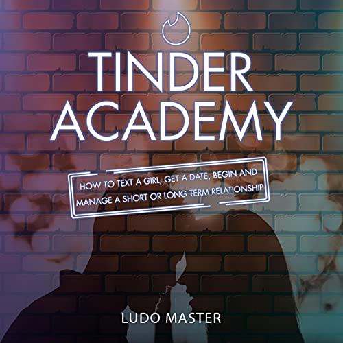 Tinder Academy cover art