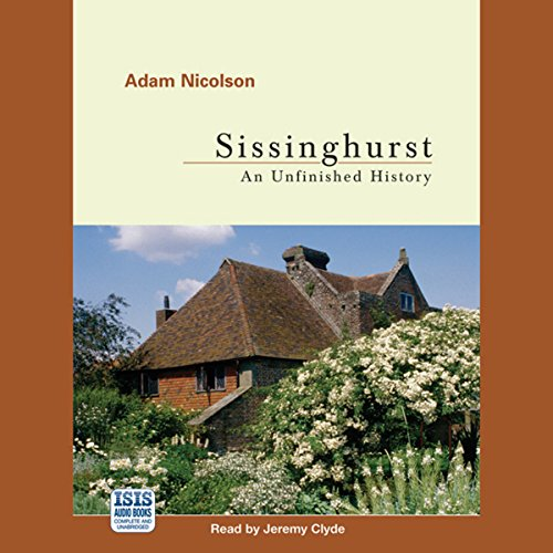 Sissinghurst audiobook cover art