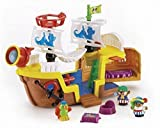 Fisher-Price Little People Lil Pirate Ship(Discontinued by manufacturer)