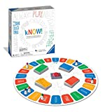 Ravensburger Know Trivia Board Game for Age 10 & Up - The Always Up-to-Date Quiz Game