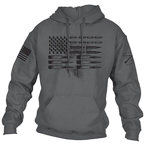 Mens Hoodie Sweatshirts Patriotic