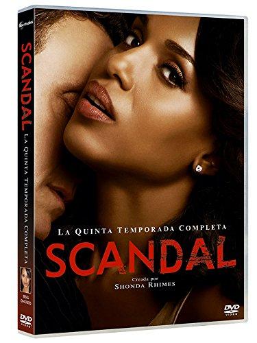 Scandal - Temporada 5 [DVD]