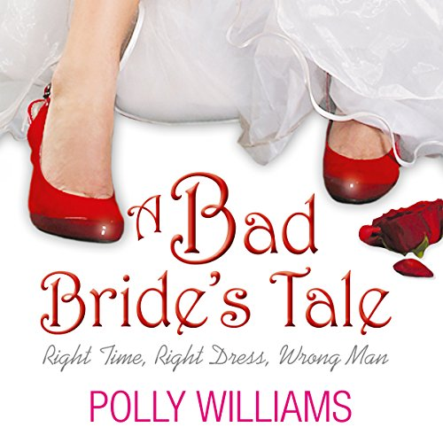 A Bad Bride's Tale audiobook cover art