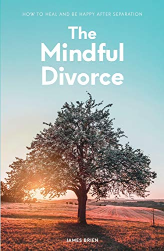 Compare Textbook Prices for The Mindful Divorce: How To Heal And Be Happy After Separation  ISBN 9781916141810 by Brien, James
