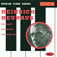 Russian Piano School 2 by Heinrich Neuhaus