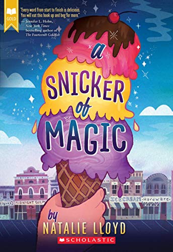 A Snicker of Magic (Scholastic Gold)