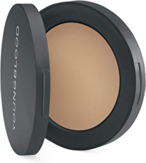 Youngblood Clean Luxury Cosmetics Ultimate Concealer, Tan   Conceals Under Eye Dark Circles Full Coverage Brightening Non-Creasing Coverage for Discoloration and Spots   Vegan, Cruelty-Free