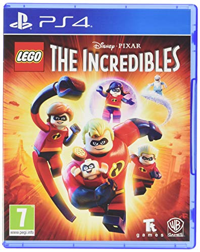 Lego The Incredibles Standard [