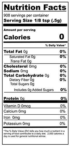 Beta Cyclodextrin - Food Grade 16 Ounces (454 Grams)