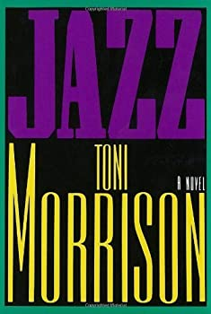 Jazz 1st  first  Edition by Morrison Toni  1992