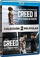 Creed + Creed Ii. La Leyenda De Rocky Blu-Ray [Blu-ray]