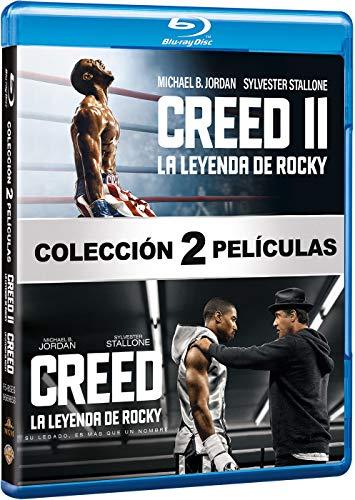 Creed + Creed Ii. La Leyenda De Rocky Blu-Ray [Blu-ray] a buen precio