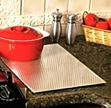 WD - KC Countertop Protector Heat Resistant Large Mat for Air Fryer - Non-Slip Insulated Heat Pads for Kitchen Counter - Choose Size (20' x 17')