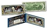 APOLLO 11 NASA Moon Landing 50th ANNIVERSARY Genuine Legal Tender $2 U.S. Bill