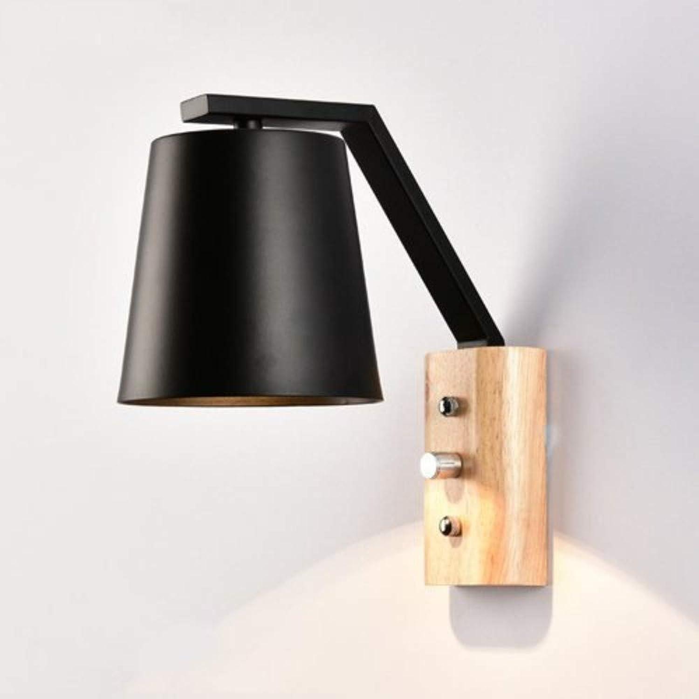 Intérieur Lustres Luminaires Eclairage De Plafond Appliques Murales En Bois Modernes Pour Salon Chambre Lampe De Chevet Balcon Allée Mur Lumière E27 Mur Luminaire