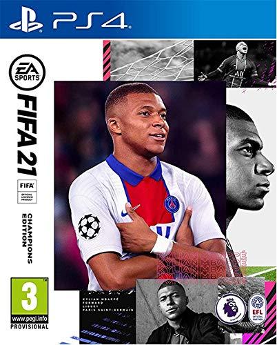 FIFA 21 - Champions Edition PS4