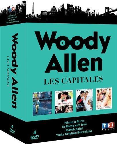 Woody Allen - Les capitales : Minuit à Paris + To Rome...