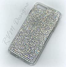 Bling Multi Sized Clear Crystal 6 / 6s Plus, 7/7 Plus, 8/8 Plus, X, Xs, Xs Max, XR, 11, 11 Pro, 11 Pro Max phone case made with Swarovski Crystals