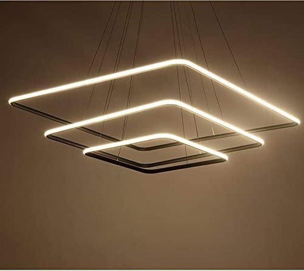 Piazza mossi esclusiva moderna lampada di design lampadario appeso led sospensione plafoniera HJG4187