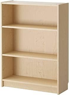 IKEA Billy Bookcase Birch Veneer 802.797.86 Size 31 1/2x11x41 3/4