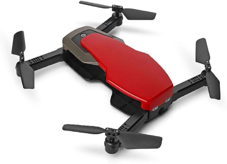BEANZI Drohnen mit Kamera, Luftdrohne, die das vierachsige Flugzeugmodell mit optischem Fluss faltet, das Wifi-Kartenübertragungs-Luftdruck-rtlich festgelegte Drohne in Position bringt