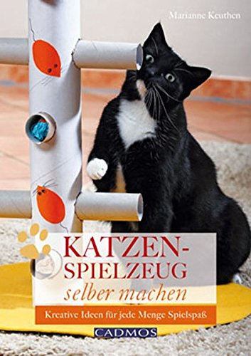 Katzenspielzeug selbst machen: Kreative Ideen für jede Menge Spielspaß