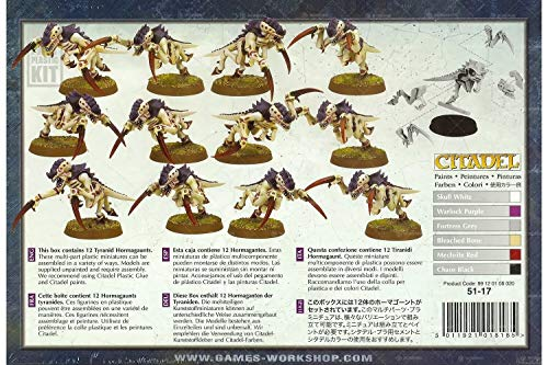 Games Workshop Warhammer 40,000 - Tyranid Hormagaunt Brood