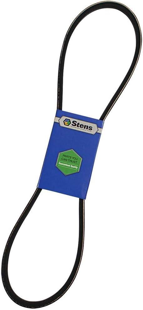 Stens 266-101 OEM Sacramento Mall Belt Black Max 82% OFF Replacement