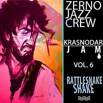 Krasnodar Jam, Vol. 6 (Rattlesnake Shake)