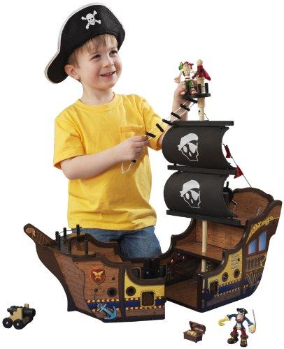 KidKraft 63262 - Juego de Barco Pirata