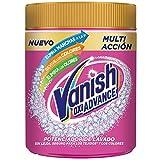 Vanish Oxi Advance Quitamanchas para la ropa, Elimina Olores y Revive Colores, En Polvo, Sin Lejía, 800 g