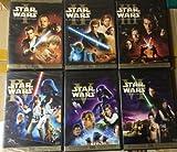 Star Wars The Complete película DVD de la colección