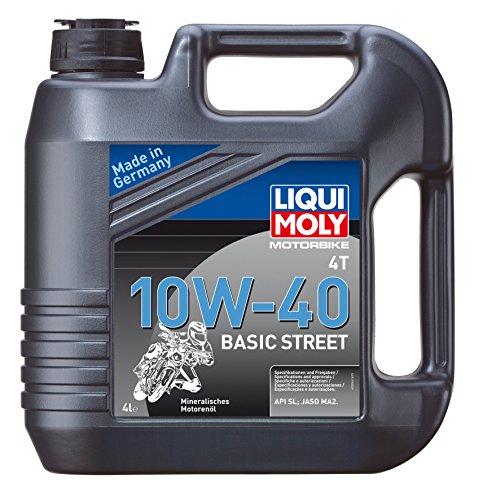 LIQUI MOLY 3046 Motorbike 4T 10W-40 4 l