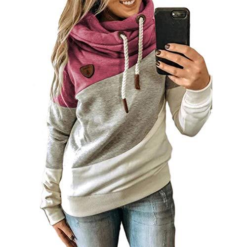 LaiYuTing 2020 Herbst Und Winter Neue Damenbekleidung Mit Kapuze Fleece Loose Sweater