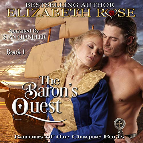 The Baron's Quest audiobook cover art
