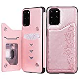 Flip Case Fit for Samsung Galaxy S10e, Card Holders Kickstand Luxury Leather Cover Wallet for Samsung Galaxy S10e