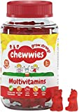 Multivitamins - Chewable Gummies- Vegetarian, Vegan, Halal, Sugar Free & Gluten Free, Non-GMO - for Adults and Children Packed with Essential Vitamins and micronutrients by Chewwies Vitamins