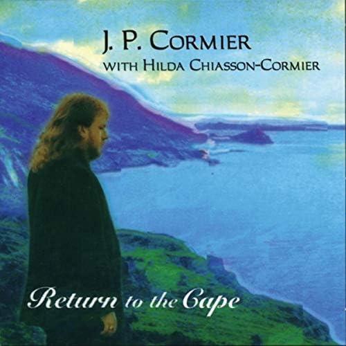 J.P. Cormier & Hilda Chiasson-Cormier