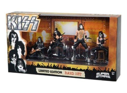 Promotion Factory Kiss : Set 4 Figurines