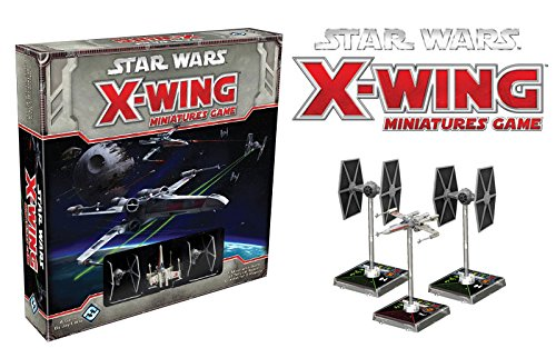 Unbekannt Star Wars X-Wing Miniatures Game Core Set