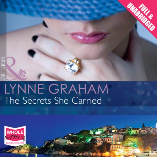 The Secrets She Carried cover art